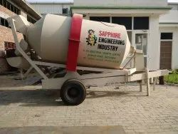 Movable Concrete Transit Mixer