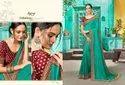 Saroj Textile Shagun Vichitra Silk With Heavy Border Saree Catalog