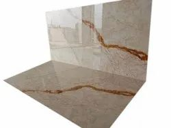 Ceramic Marble Floor Tiles, Size: 4*2 Feet, Thickness: 20 mm