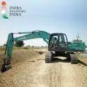 Slope Compactor for Kobelco Excavator