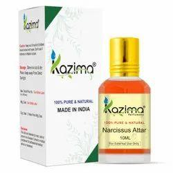 Kazima Pure Natural Narcissus Attar