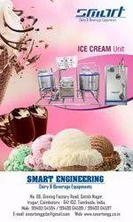Non Dairy Ice Cream Plant