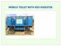 FRP Bio Toilets Van