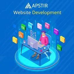 Cloud Website Development, With Online Support