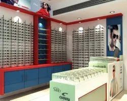 Optical Showroom Design