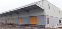 Manufacturing Plant Shed