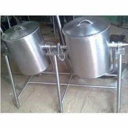 Stainless Steel Vessel Rice Boiler