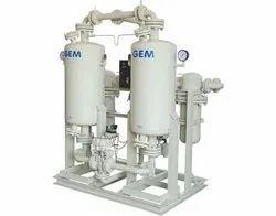 Heatless Desiccant Compressed Air Dryer