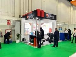 Desiging And Fabrication Exhibitions Organizing Services, More Than 100, May And July