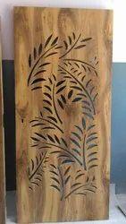 Wooden Laser Cut Door, For Home
