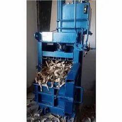 Plastic Bags Baler Machine