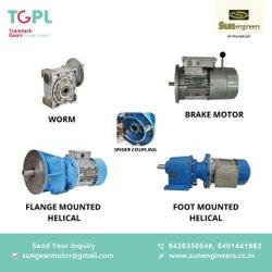 Tgpl Geared Motor
