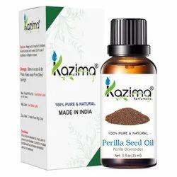 KAZIMA 100% Pure Natural & Undiluted Perilla Seed Oil