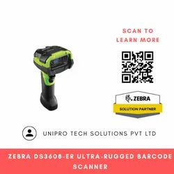 Zebra DS3608-ER Ultra-Rugged Barcode Scanner