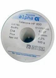 Telecore HF 850 Alpha Tin Lead Cored Solder Wire