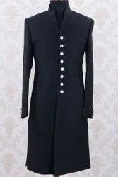 Wedding Black Jodhpuri Suit