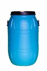 Water HDPE 100 Litre Blue Plastic Drum