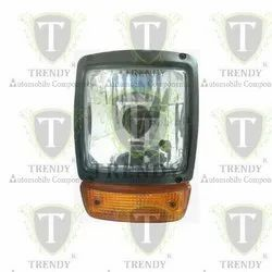 OEM Quality JCB Head Light  / TATA Prima And Ashok Leyland Truck Spare Parts Available