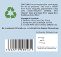 Shistaka Detox Green Tea