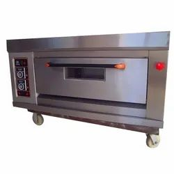 12 Kw Stainless Steel 30 Kg Commercial Electric Oven