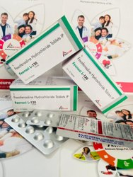 Fexofenadine Hydrochloride Tablets IP