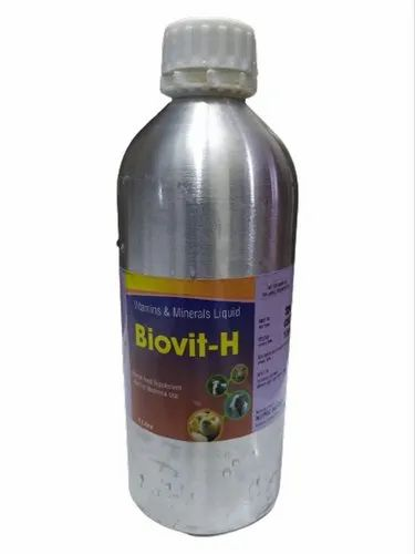 Liquid Vitamin Mineral - Manufacturers & Suppliers in India