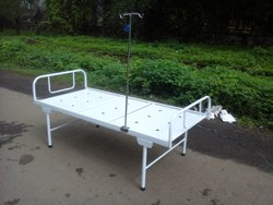 Bed Mounted IV Bar
