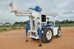 PTBW 150 Tractor Mounted Hydraulic Water Well Drilling Rig For Sale