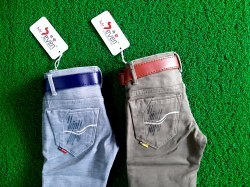 Party Wear Printed Heavy Cotton Reactive Pant For Boys/Kids, Size: 22x30, Handwash