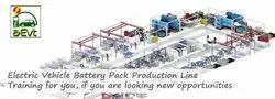 Engineering 12 V Lithium Ion Battery Pack Assembly Line Development Course, Pan India, Institute Of Solar Technology