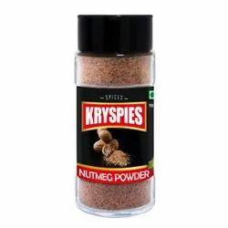 Spicy Kryspies Nutmeg Powder, Packaging Type: Glass Bottle, Packaging Size: 56 Gram