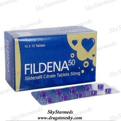 Fildena 50 Mg Tablet