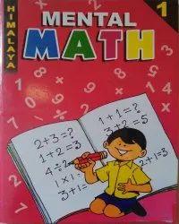 Mental Maths Book for Kids