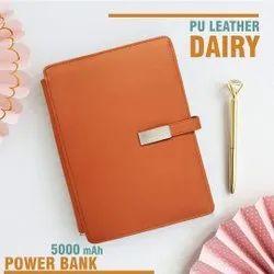 Popup Diary Power Bank 5000 Mah