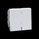 Legrand Lyncus 20a Dp Switch 1w2m Ind White, For Home