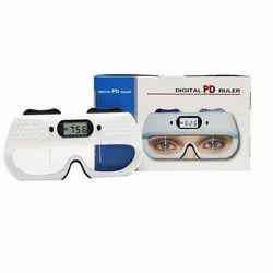 MS-113 Digital PD Ruler