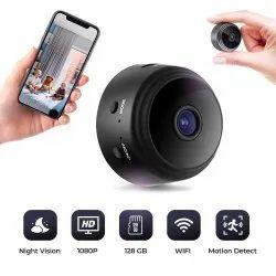 AUSHA Wi-Fi 1920 x 1080P Full HD 150 Degree Viewing Area Security Camera