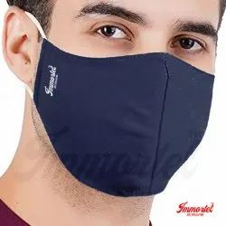Immortel 95 Shape Reusable Cotton Mask, Number of Layers: 2