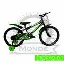 TOKYO-0.1 Kids-Series 16x2.125 ( Green ) / Children Bicycle / Baby Bicycle
