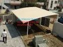 RK TENSILE STRUCTURES ROOF