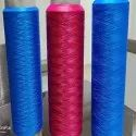 Twisted Technique Dyed Polyester Yarn