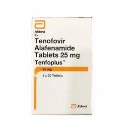Tenfoplus 25mg Tenofovir Alafenamide Tablets