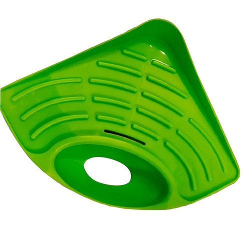 Tray Plastic Kitchen Sink Corner Storage Rack Rs 50 Piece Jai Durga Ji Enterprises Id 23319843591