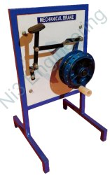 Cut Section Model of Mechanical Brake System