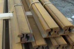 Mild Steel Crane Rail, Max Load Capacity: 2 Ton