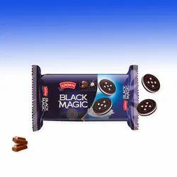 Krown Black Magic Cream Biscuits