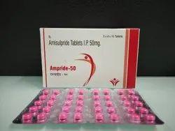 Amisulpride Tablets IP 50 mg