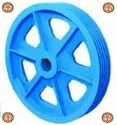Ci Ms Industrial Pulley, For Single Grinder Crane, Capacity: 1 Ton
