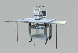 FT - 1201 Computerized Single Head Embroidery Machine