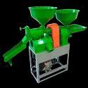 Semi-automatic Rice Mill Machinery, 3 Hp, Single Phase